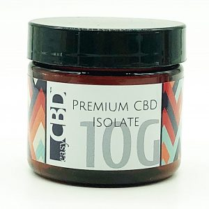 Premium CBD Isolate (99.5%+)